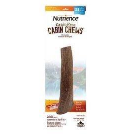 Dog & cat (W) NUT Cabin Chew Elk Antler Jumbo - Bacon