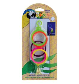 Bird (P) Olympic Rings with Bell - Super