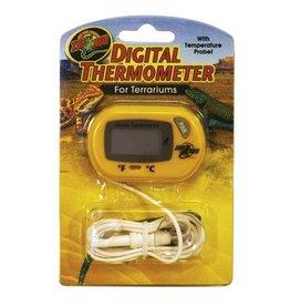 Reptiles (P) Zoo Med Digital Terrarium Thermometer