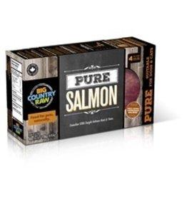 Dog & cat (W) Pure Salmon CARTON - 4lb