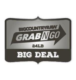 Dog & cat (W) Grab N Go BIG Deal 24lb