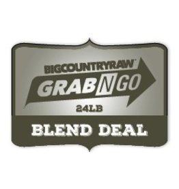 Dog & cat (W) Grab N Go BLEND Deal 24lb