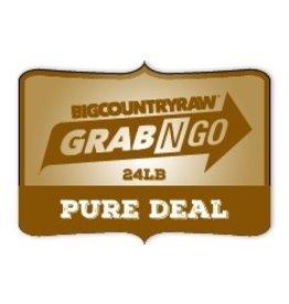 Dog & cat (W) Grab N Go PURE Deal 24lb