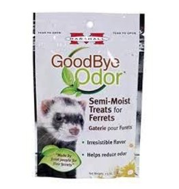 Small Animal (W) Good Bye Odor Ferret Treats 2.5oz
