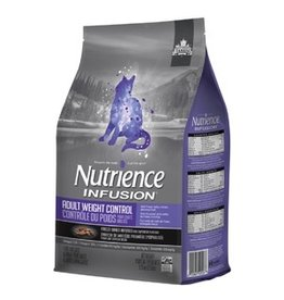 Dog & cat Nutrience Infusion Adult Weight Control - Chicken - 1.13 kg (2.5 lbs)