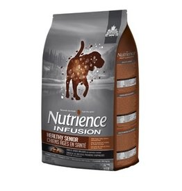 Dog & cat Nutrience Infusion Healthy Senior - Chicken - 10 kg (22 lbs)