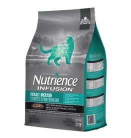 Dog & cat Nutrience Infusion, Adult Indoor, Chicken, 2.27 kg