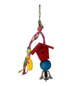 Bird AT Birdie Jingle House