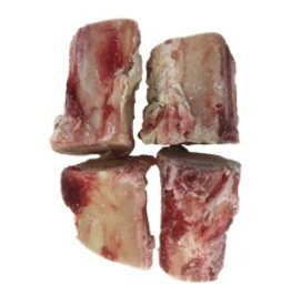 Dog & cat (W) Beef Marrow Bone - MEDUIM 2 lb