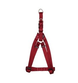 Dog & cat Zeus Figure-A Harness Sm Deep Red