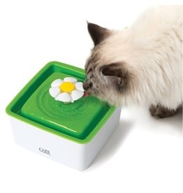 Dog & cat (W) Catit Mini Flower Fountain - 1.5 L