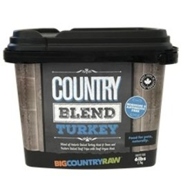 Dog & cat (W) Country Blend TOTE - 6 lb