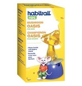 Small Animal (D) Habitrail Mini - Mushroom Oasis Water Dish (LC)