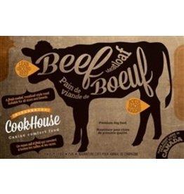 Dog & cat Cookhouse - Beef Meatloaf