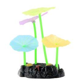 Aquaria Glow Action Lotus Garden - Small