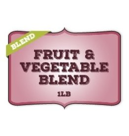 Dog & cat (W) Fruit And Vegetable Blend