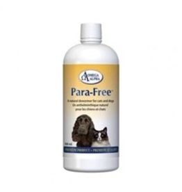 Dog & cat (W) Omega Alpha Para - Free