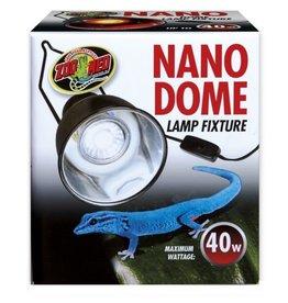 Reptiles Nano Dome Lamp Fixture - 40W