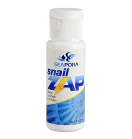 Aquaria SEAPORA Snail Zap - 1 fl oz