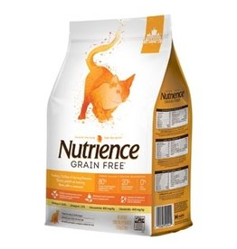 Dog & cat Nutrience Grain Free Turkey, Chicken & Herring Formula - 1.13 kg (2.5 lbs)