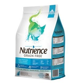Dog & cat Nutrience Grain Free Ocean Fish Formula - 1.13 kg (2.5 lbs)