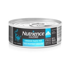 Dog & cat Nutrience Grain Free Subzero Pâté - Canadian Pacific - 156 g (5.5 oz)