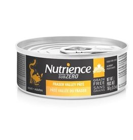 Dog & cat Nutrience Grain Free Subzero Pâté - Fraser Valley - 156 g (5.5 oz)