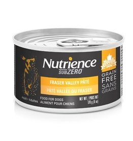 Dog & cat Nutrience Grain Free Subzero Pâté - Fraser Valley - 170 g (6 oz)