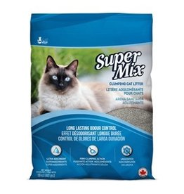 Dog & cat Cat Love Super Mix Unscented Clumping Cat Litter - 18 kg (40 lbs)
