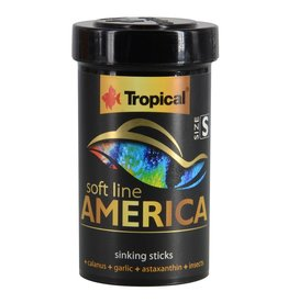 Aquaria (P) Soft Line America - Small Sinking Sticks - 56 g