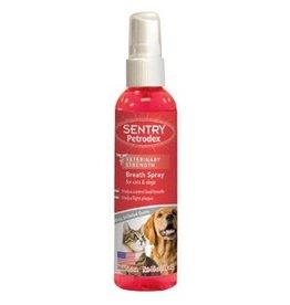 Dog & cat Petrodex Breath-Eze Spray, 4 oz