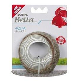 Aquaria Marina Betta Aqua Decor Ornament - Stone Shell