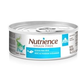 Dog & cat Nutrience Grain Free Ocean Fish Pâté - 156 g (5.5 oz)