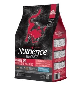 Dog & cat Nutrience Grain Free Subzero for Cats - Prairie Red - 1.13 kg (2.5 lbs)