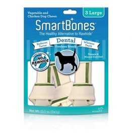 Dog & cat SmartBones Dental, Large, 3 pack