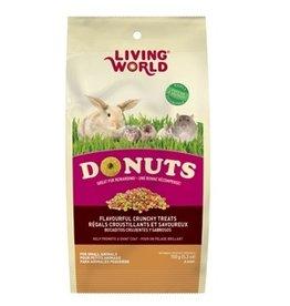 Small Animal Living World Small Animal Donuts - 150 g