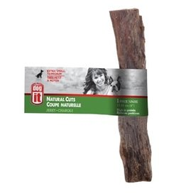 Dog & cat Dogit Natural Cuts Jerky - Straight - 15 cm (6 in) - 1 pack