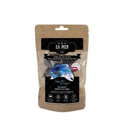 Dog & cat La Mer by Dogit Natural Fish Chew for Dogs - Cod Nuggets - 80 g (2.8 oz)