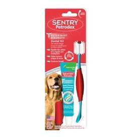 Dog & cat Petrodex VS Dental Kit for Adult Dogs, 2.5 oz
