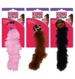 Dog & cat (D) KONG Wild Tails - Assorted