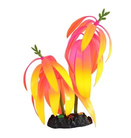 Aquaria UT Glow Action Gradient Color Tree - Rose/Orange