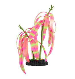 Aquaria UT Glow Action Striped Color Tree - Rose/Green
