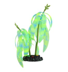 Aquaria Glow Action Striped Color Tree - Green/Blue