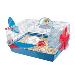 Small Animal (W) Living World Hamst-Air Interactive Hamster Habitat - 46 x 29.5 x 22.5 cm (18.1 x 11.6 x 8.9 in)