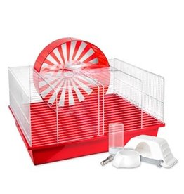 "Small Animal Living World Hamsterval Interactive Hamster Habitat - 50 x 35 x 36 cm (19.7"" x 13.8"" x 14.2"")"
