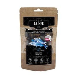 Dog & cat La Mer by Dogit Natural Fish Chew for Dogs - Dried Sardines - 80 g (2.8 oz)