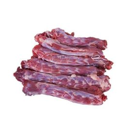 Dog & cat DUCK NECKS - 6 PC (2 LBS)