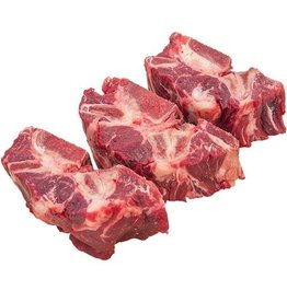 Dog & cat BEEF NECK BONES 2 PC