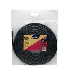 """Pond (D) Laguna PVC tubing, 12mm (1/2"""") and 7.6 m (25') long"""