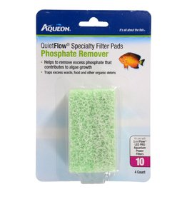 Aquaria Aqueon Phosphate Spec Pad for QuietFlow 10